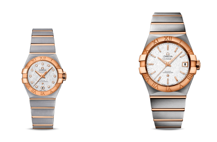Omega Constellation: His And Hers Omega Watches