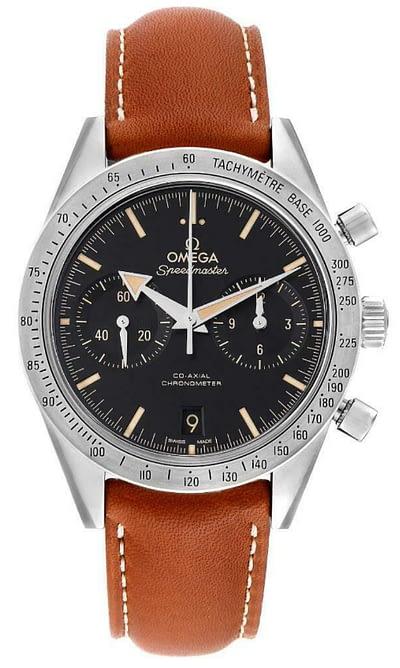 Omega Speedmaster 57' Coaxial Chronograph
