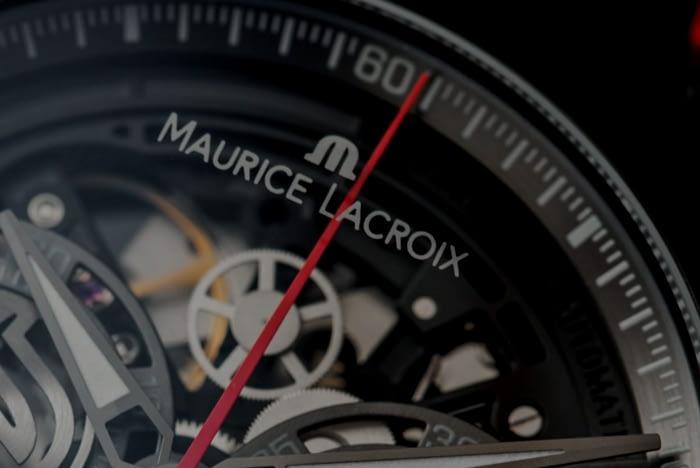 maurice lacroix masterpiece chronograph skeleton 45mm