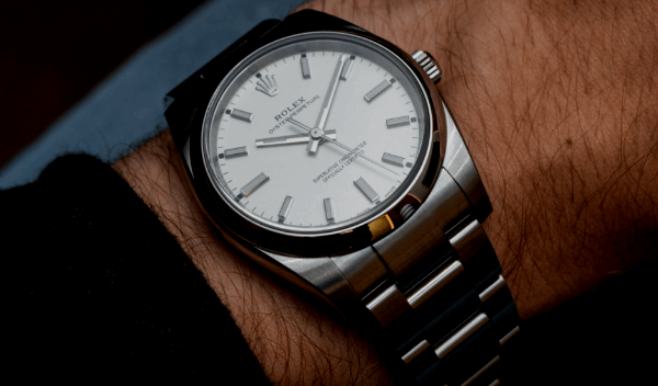 Best Watch on a budget: Rolex Oyster Perpetual 34