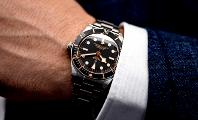 Tudor Black Bay Best First Luxury Watch