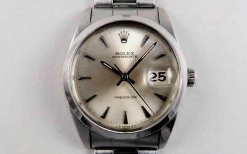 Vintage Rolex Oysterdate Ref. 6694