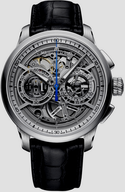Maurice Lacroix Masterpiece Chronograph Skeleton Value