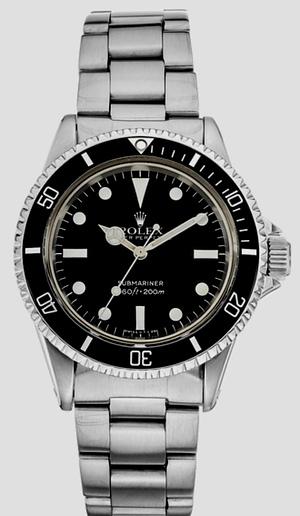 Vintage Rolex Submariner Ref. 5513
