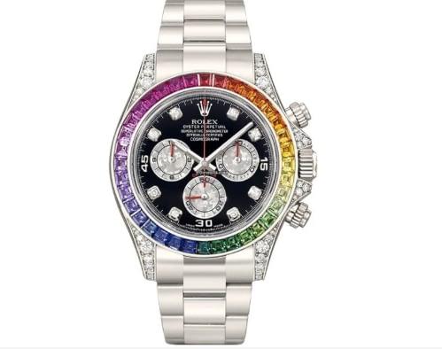 Rolex Rainbow Daytona