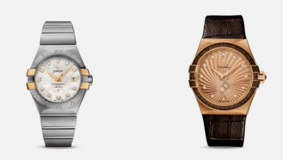 Best 3 His And Hers Omega Watches