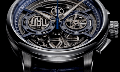Buy Maurice Lacroix Masterpiece Chronograph Skeleton