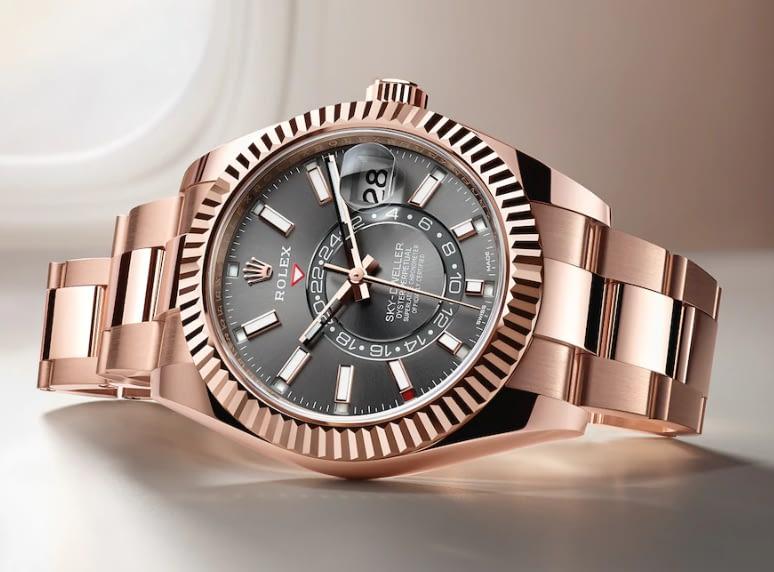 Rolex Sky-Dweller review