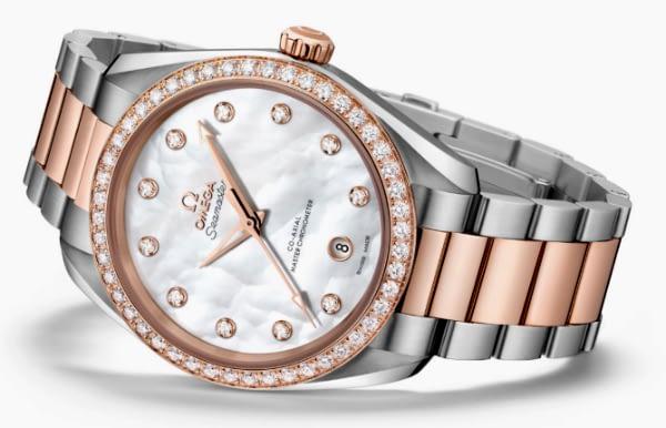 The Sewamaster Aqua Terra Master Chronometer Ladies Collection