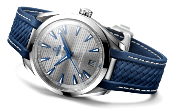 His and Her Omega Watch: The Seamaster Aqua Terra Gents Collection