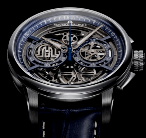 Maurice Lacroix Masterpiece Chronograph Skeleton review